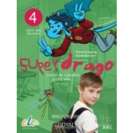 Super Drago Textbook of Spanish Part 4 by SGEL