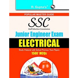 RPH SSC Junior Engineer (Electrical) Exam Guide (R-560) - 2018