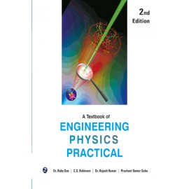 A Textbook of Engineering Physics Practical by Laxmi Publications