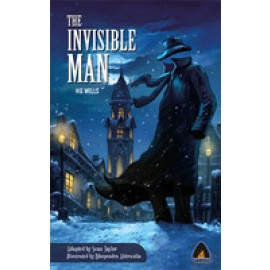 Campfire Novel The Invisible Man by HG Wells