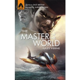 Campfire Novel The Master of the World by Jules Verne