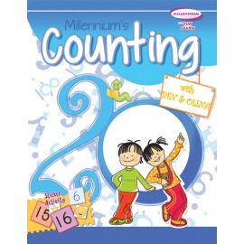 Millennium's Dev N Olina Counting Series 1 To 20