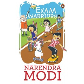 Exam Warriors by Narendra Modi