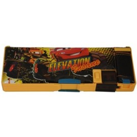 Elevation Insane Cars Magnetic Pencil Box