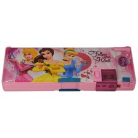 Disney Princess Magnetic Pencil Box