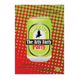 The Arty Farty Party by Pratik Basu