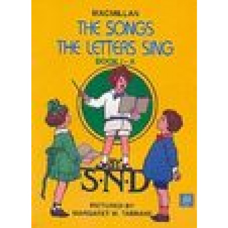 buy macmillan the songs the letters sing book 1a online at raajkart com