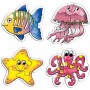 Creative Educational Aids Early Puzzles - Sea Creatures (0737)