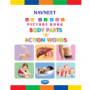 Navneet My First Picture Book Body Parts & Action Words