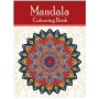 Mandala Colouring Book by Pegasus Books